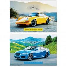 Альбом 24л А4 на скрепке ArtSpace Авто. Car travel