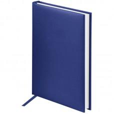 Ежедневник недатированный A5 160л, балакрон, OfficeSpace Ariane, синий
