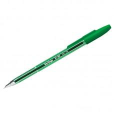 Ручка шарик. зеленая 0,7мм Berlingo H-30