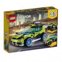 Конструктор LEGO Creator Суперскоростной раллийный автомобиль