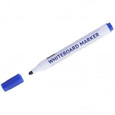 Маркер для белых досок OfficeSpace синий, пулевидный, 2,5мм