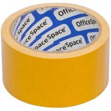 Клейкая лента двусторонняя OfficeSpace, 50мм*10м, полипропилен