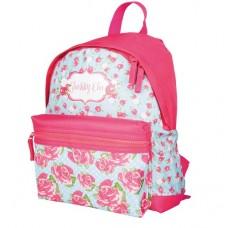 Рюкзак Berlingo Nice Shabby chic 33*28*14см, 1 отделение, 1 карман, уплотненная спинка