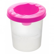 Стакан-непроливайка Стамм, розовый