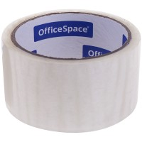 Клейкая лента 48мм*40м упаковочная OfficeSpace, 38мкм