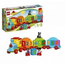 Конструктор Lego Duplo Поезд Считай и играй