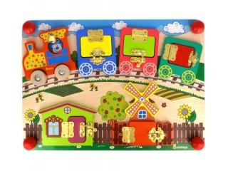 Поступление деревянных игрушек