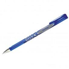 Ручка гелевая синяя 0,5мм Berlingo G-Line, игольчатый стержень
