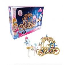 Лошадь с каретой для Золушки, Disney Princess