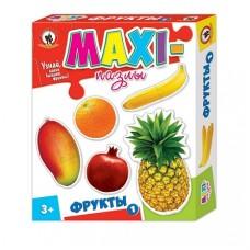 Пазлы MAXI Фрукты 5в1