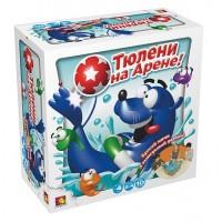 Игра настольная Тюлени на арене