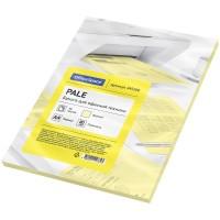 Бумага для принтера цветная OfficeSpace pale А4, 80г/м2, 50л. (желтый)