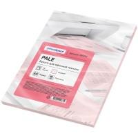 Бумага для принтера цветная OfficeSpace pale А4, 80г/м2, 50л. (розовый)