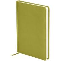 Ежедневник недатированный A5 136л., кожзам, OfficeSpace Winner, оливковый