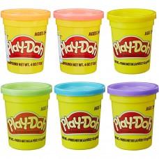 Пластилин Play-Doh, 1 цвет в ассортименте