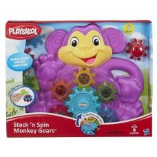 Развивающая игрушка Playskool Озорная обезьянка (свет, звук)
