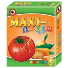 Пазлы MAXI Овощи 5в1