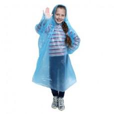 Дождевик детский унисекс Непромокайка, универсальный размер, цвет синий