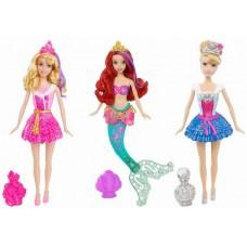 Куклы Золушка/Ариель/Аврора, Disney Princess в ассорт.