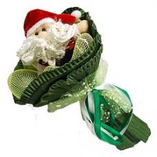 Букет из мягких игрушек 1372 зеленый