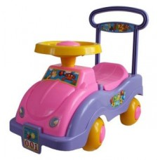 Автомобиль каталка для девочек у447