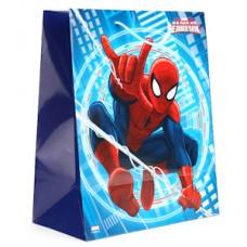 Пакет подар. (мал.) Человек-паук 13x17x7см
