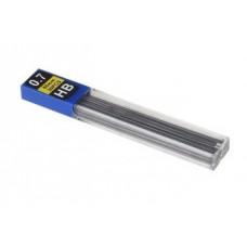 Грифели для механич. карандашей HB (0,7мм, 30шт.)
